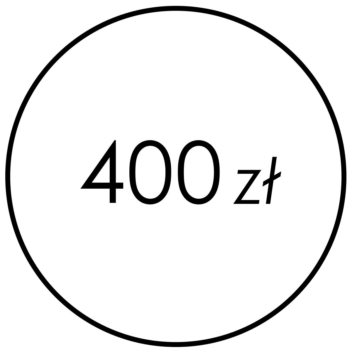 Poniżej 400zł