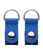 Klipsy O Pocket Saffiano Imperial blu