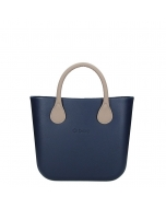 Zestaw | Mini Obag Body Blu navy
