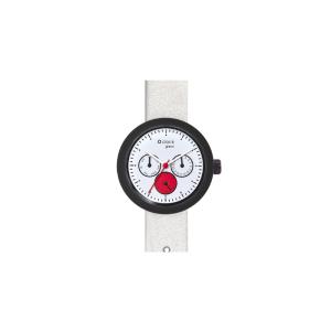 Zegarek O clock shift great simil pelle Silver