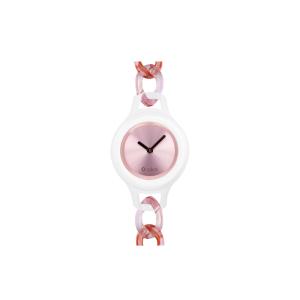 Zegarek O clock click shift Rosa corallo