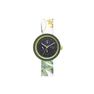 Zegarek O clock shift great foulard mix agrumi Latte