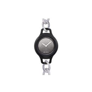 Zegarek O clock click shift Marno bianco