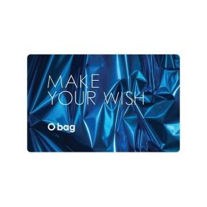 O bag Gift Card 100 PLN Edycja Make a Wish