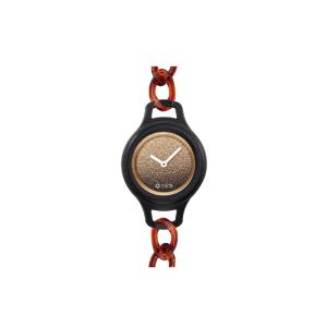 Zegarek O clock click shift Giallo ambra