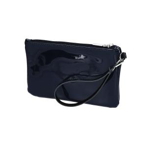 Kosmetyczka O bag Vernice Blu navy