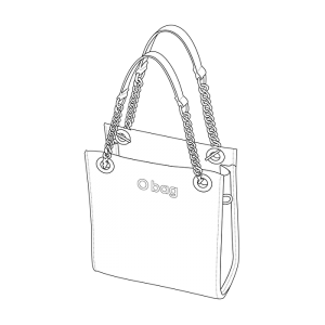 O bag double mini