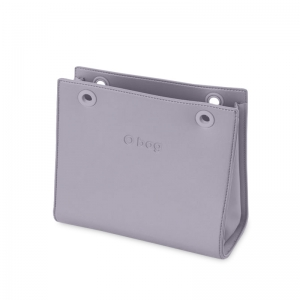 O bag Double body | Lily grey