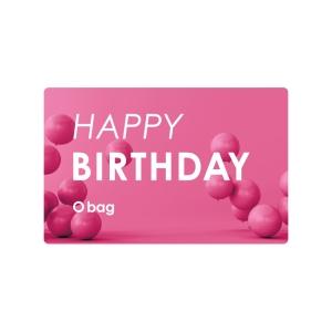 O bag Gift Card 500 PLN Birthday