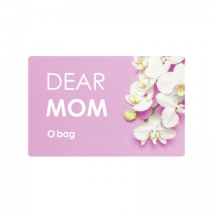 O bag Gift Card 500 PLN Dzień Mamy