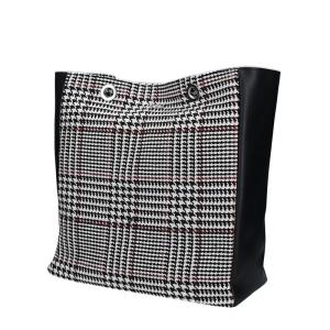 O bag body Market | Royal | Bianco/Nero