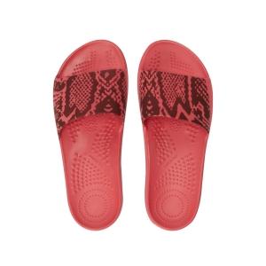 Klapki O slippers donna stampa Jungle Granatina rozmiar 35 36