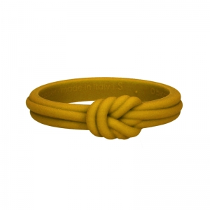 O Bracelet | Single Knot | Cipria - M