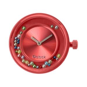 Mechanizm zegarka O clock Dancing pearl Granatina