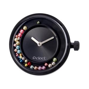 Mechanizm zegarka O clock Dancing pearl Nero
