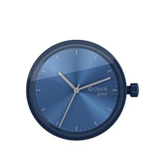 Mechanizm O clock Great Blu/silver