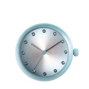 Mechanizm O clock Great Diamonds Verde Antico