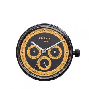 Mechanizm O clock Great | Racing Fluo Arancione