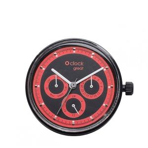 Mechanizm O clock Great Racing Fluo Corallo