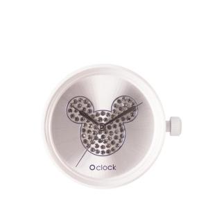 Mechanizm O clock Cristal Mickey Latte