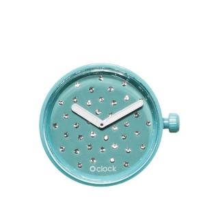 Mechanizm O clock Turkusowy CRISTAL