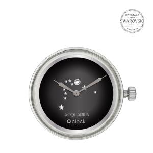 Mechanizm O clock | Zodiaco Swarovski | Aquarius