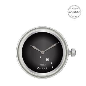Mechanizm O clock | Zodiaco Swarovski | Ariete