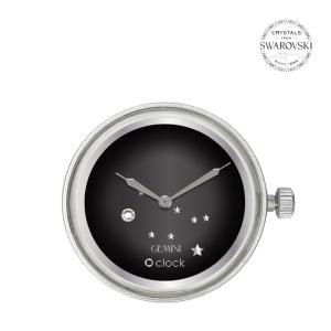 Mechanizm O clock | Zodiaco Swarovski | Gemini