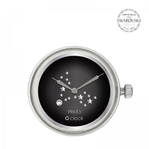 Mechanizm O clock | Zodiaco Swarovski | Pisces
