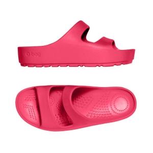 Klapki O shoes Donna High Granatina rozmiar 40