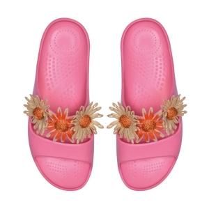 O Shoes | Donna High + Fiori Rafia Pink 35/36