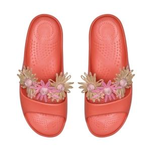 O Shoes | Donna High + Fiori Rafia Coral 35/36