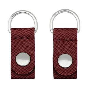 Klipsy O Pocket | Saffiano | Ruby red