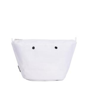 Organizer Obag Knit mini Bianco