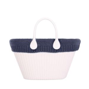 Opaska Obag Knit Lana rasata Blu navy