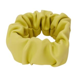 O Bracelet simil pelle nappa Celery green