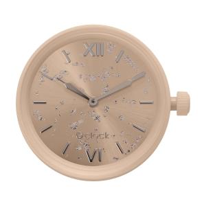 Mechanizm zegarka O clock Silver leaf Sabbia