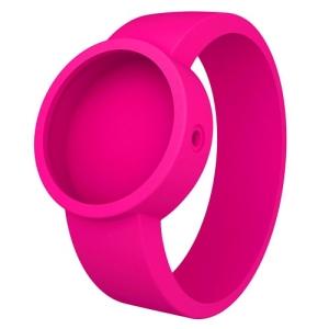 Pasek O clock Różowy FLUO L