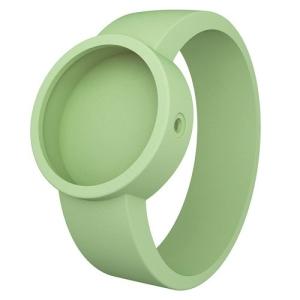 Pasek O clock | Pastelowy zielony M