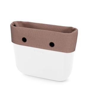 Opaska | Mini O bag | Lino delave | Phard