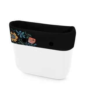 Opaska Mini O bag Stampa tangerine Multicolor
