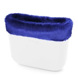 Opaska | Ecopelliccia Volpetta Bluette