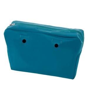 Organizer O bag urban nylon lucido Blue grass