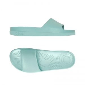 O slippers Donna Turchese 39