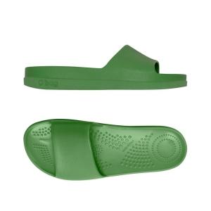 O slippers   Donna   Verde inglese 41/42