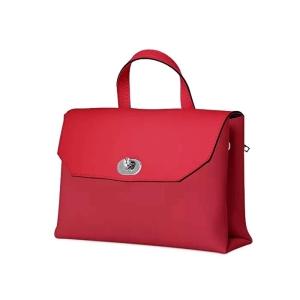 O Bag Body Soft   Smooth Mini Con Pattina   Ciliegia