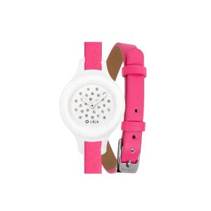 Zestaw O clock Click shift | Fluo fucsia