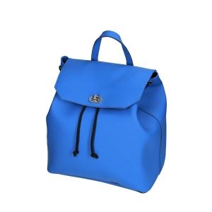 Plecak O Bag Soft Ride Completo con pattina e spallaccio Celeste