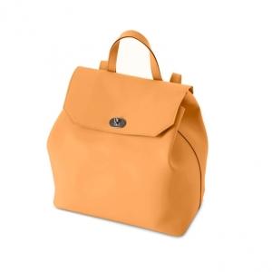 Plecak O Bag Soft Ride Completo con pattina e spallaccio Cammello