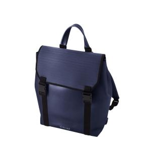 Plecak | O bag travel M217 | Blu navy metal